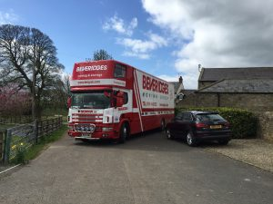 House Removals Northumberland